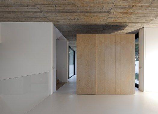 balaustra #balcony #glass #wood #storage