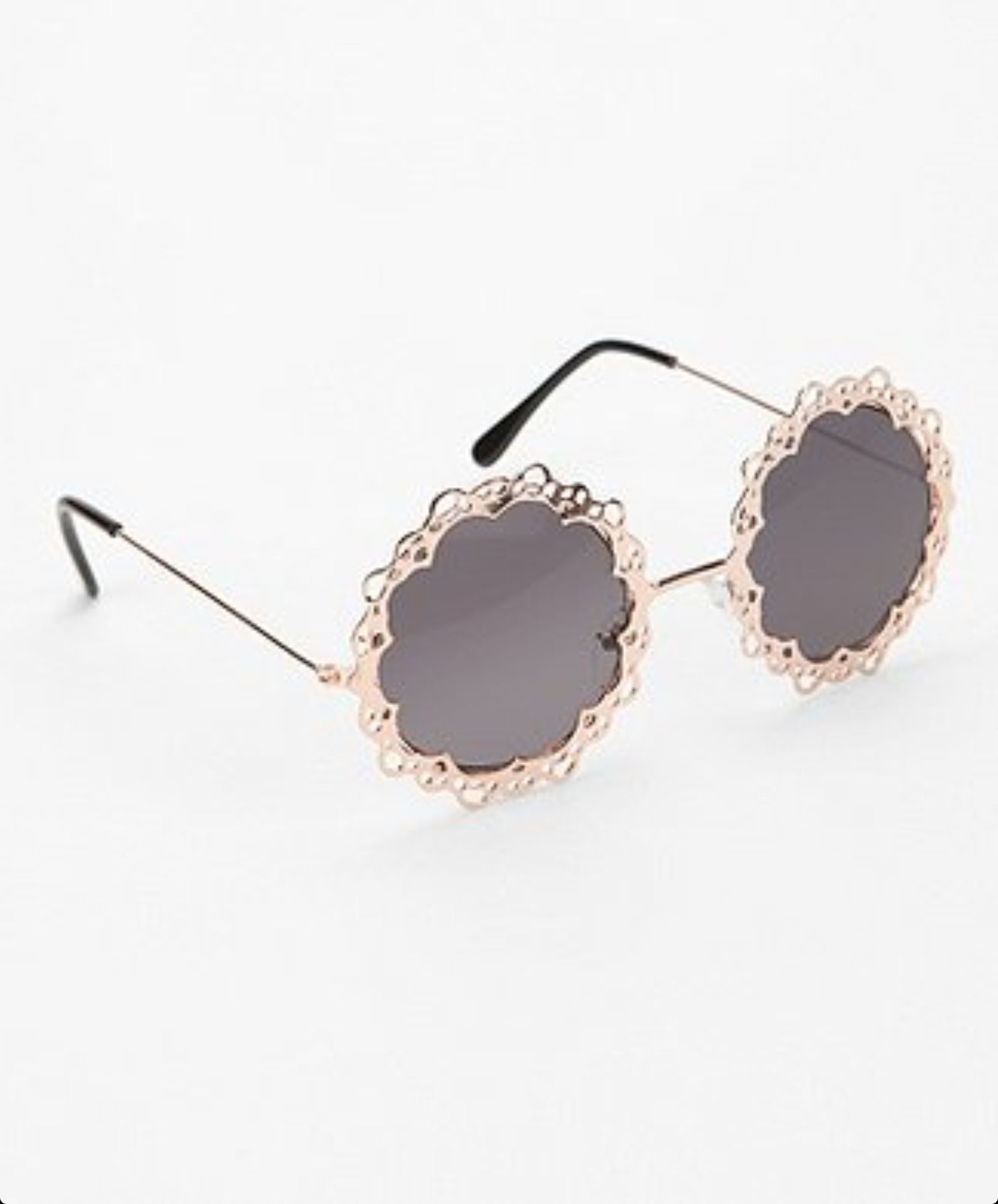 b8d1ded06f Urban Outfitters Love Lace Sunglasses