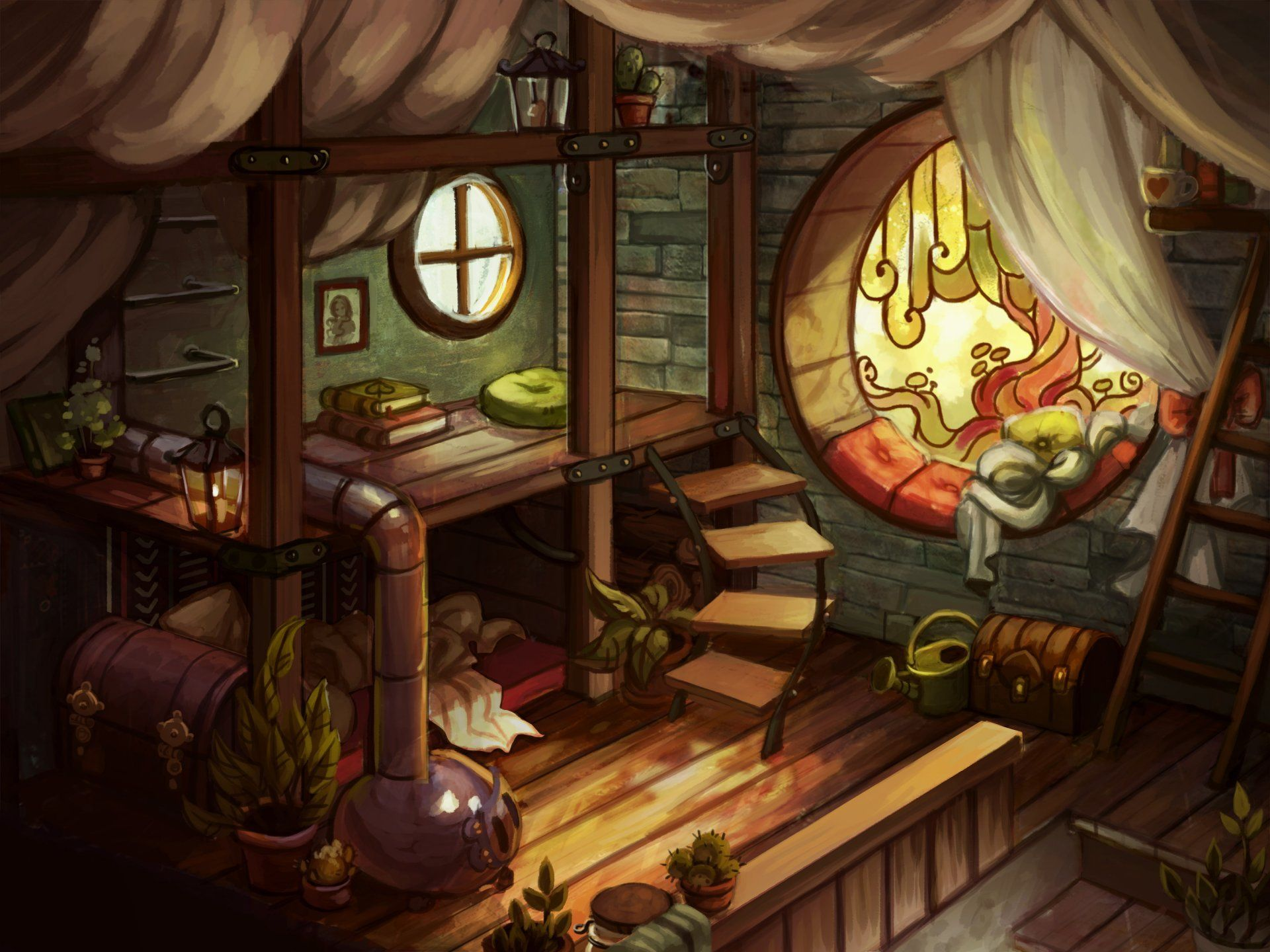 Pin By Gina Martin On Gallery Art Environment Concept Art Concept Art The top fantasy rooms