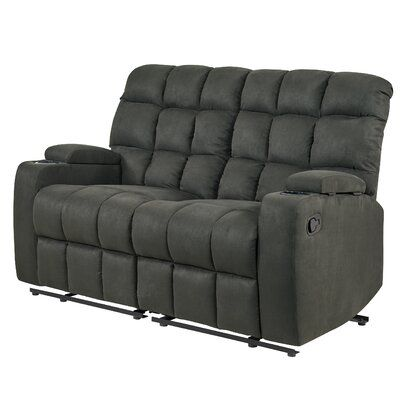 Prime Red Barrel Studio Krout Reclining Loveseat In 2019 Pabps2019 Chair Design Images Pabps2019Com