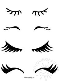 Imagini Pentru Eye Unicorn Template Os Olhos Da Boneca Olho De Unicornio Olhos Para Artesanato