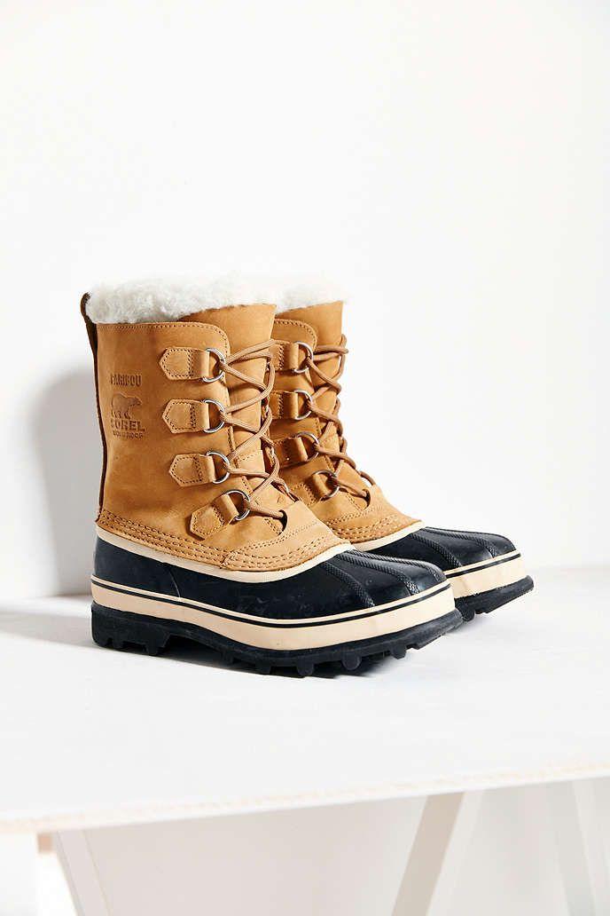 Sorel Caribou Sherpa Lined Boot - Urban