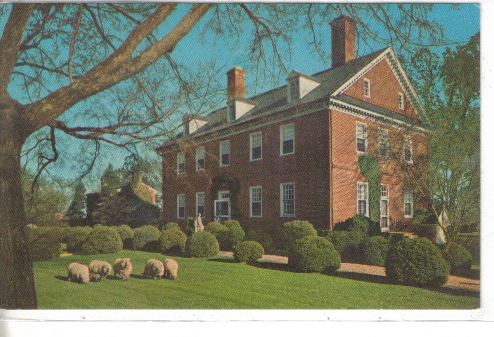 Historic Berkeley Plantation Richmond, Virginia