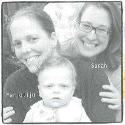 Sarah (38) en Marjolijn (35) werden halsoverkop verliefd en wisten het zeker: we willen een kind. Maar hoe? Dankzij interrelationele eiceldonatie kregen ze een prachtige zoon. Lees hoe dit verder gaat in het interview in de Flair (zomer 2015) van Annemieke Riesebos.