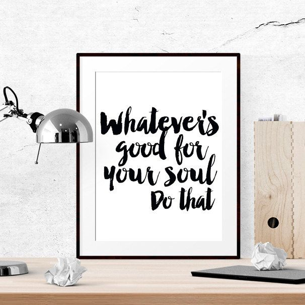 Wall Decor For Men motivational wall decor, printable men gift, inspirational quote