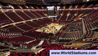 The Q The Arena Formerly Known As The Gund Quicken Loans Arena Cleveland Arena