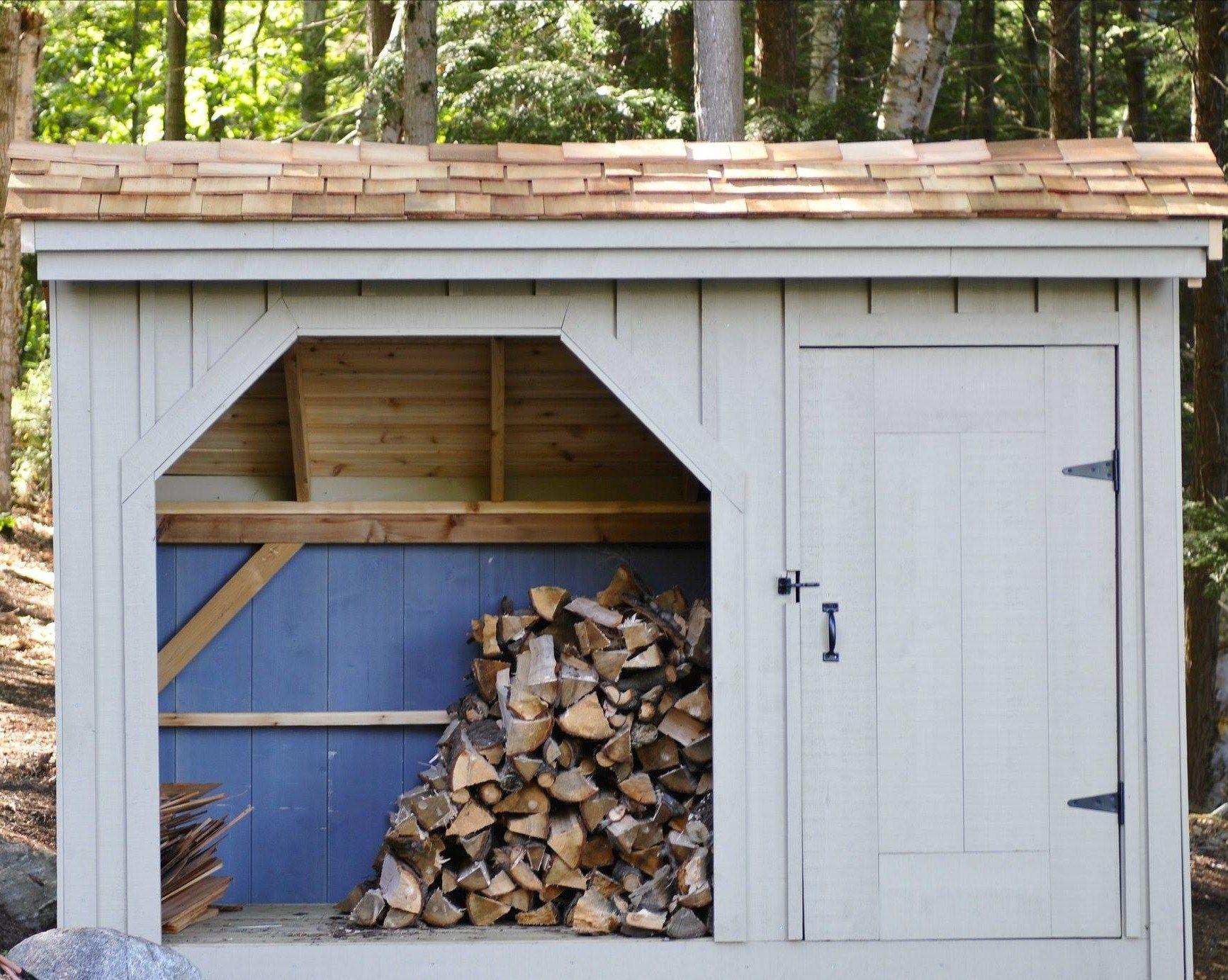 Weekender 4x In 2019 Firewood Storage Jcs Storage
