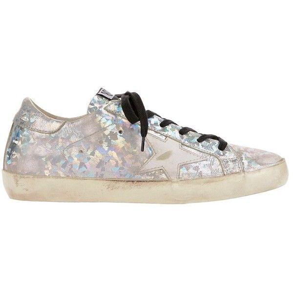 Superstar Hologram Silver Sneakers