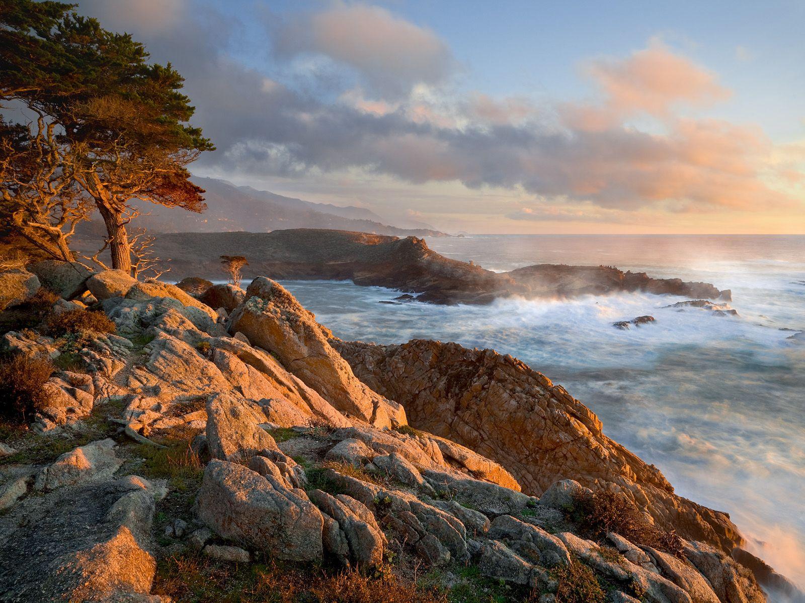 headland cove point lobos state reserve california my favorite rh pinterest com