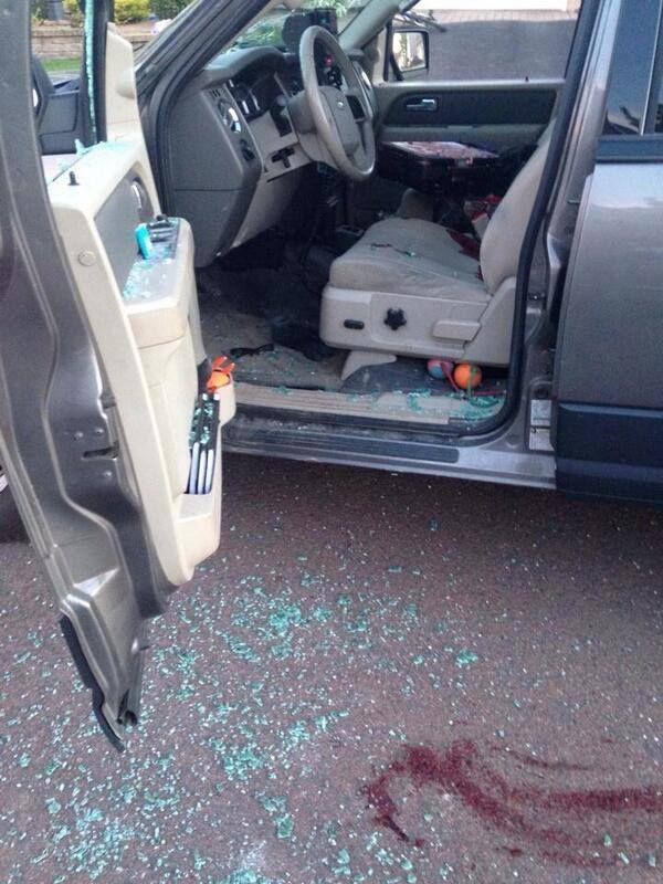 Suspected Moncton Shooter Captured Moncton Capture