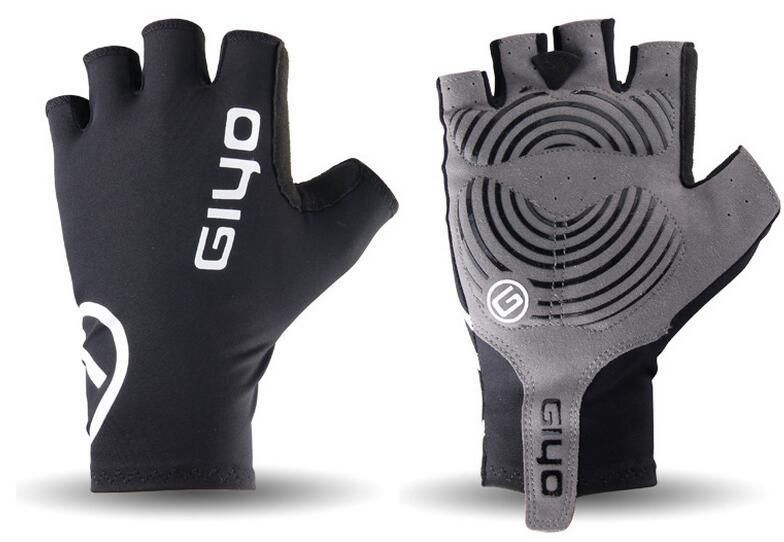 Summer Sports Bike Outdoor Half Finger Cycling Glove Mens Women Shockproof Breathable MTB Bicycle Gloves Cycling Clothings G085