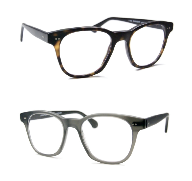New Colours Funkroyal Perdikkas Demi With Black Temples Matt Frosted Crystal Grey Matt Frosted