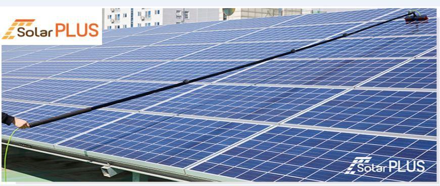 Get Overview Of Solar Plus Service System Providing In Korea Solar Panels Solar Roof Solar Panel