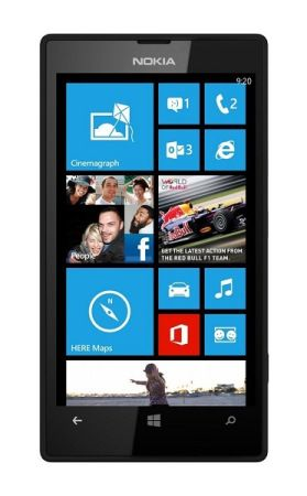 Nokia Lumia 520 8GB black only £69 95 delivered from Amazon
