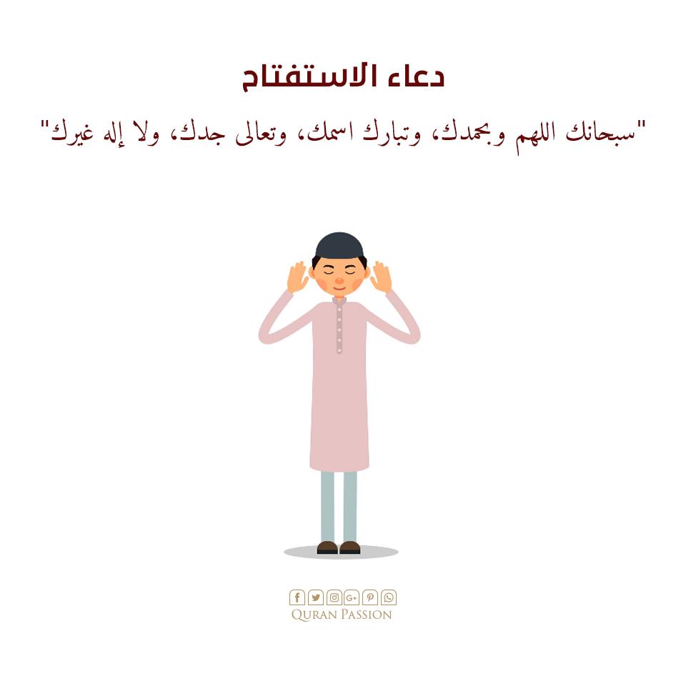 دعاء الاستفتاح وهو دعاء يقال بعد تكبيرة الإحرام وقبل سورة الفاتحة Islamic Books For Kids Jokes Quotes Cute Cartoon Wallpapers