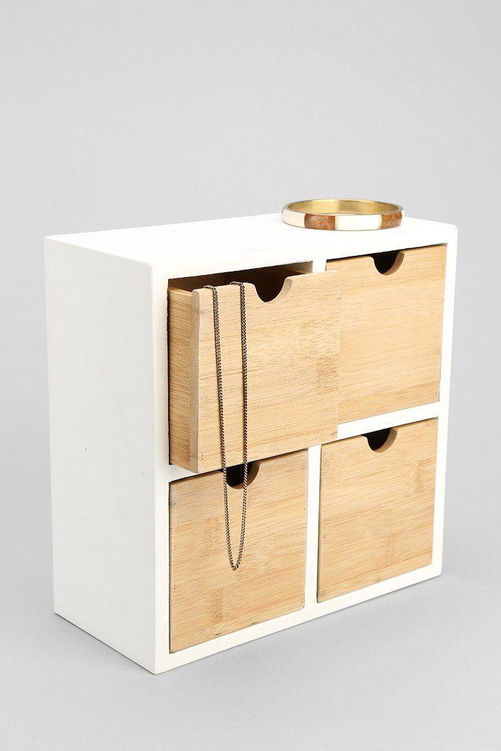 Bamboo Tabletop Organizer | Tabletop, Dorm room and Dorm