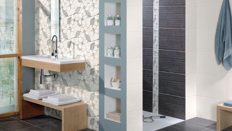 Fotos de ambiente cer mico para cuarto de ba o con nuevas - Decoracion de interiores paredes ...