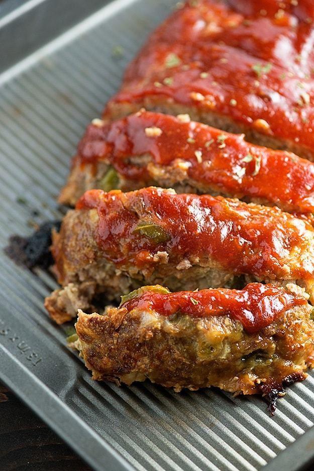 Easy Turkey Meatloaf Recipe Jamie Oliver | Meatloaf ...