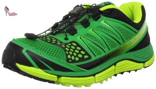 Salomon XR Crossmax 2 Clover Vert Noir Vert 46 - Chaussures salomon (*Partner-Link)