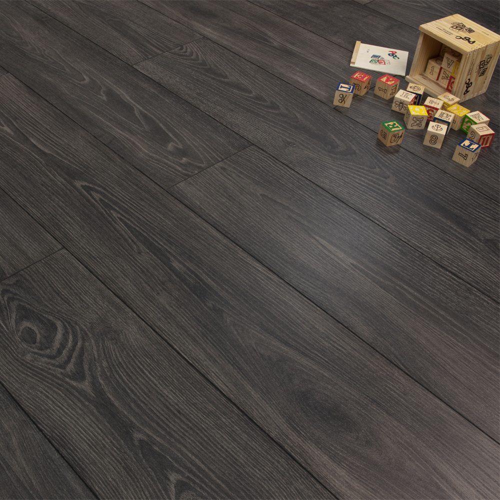 Laminate Flooring Flooring sale, Black laminate flooring