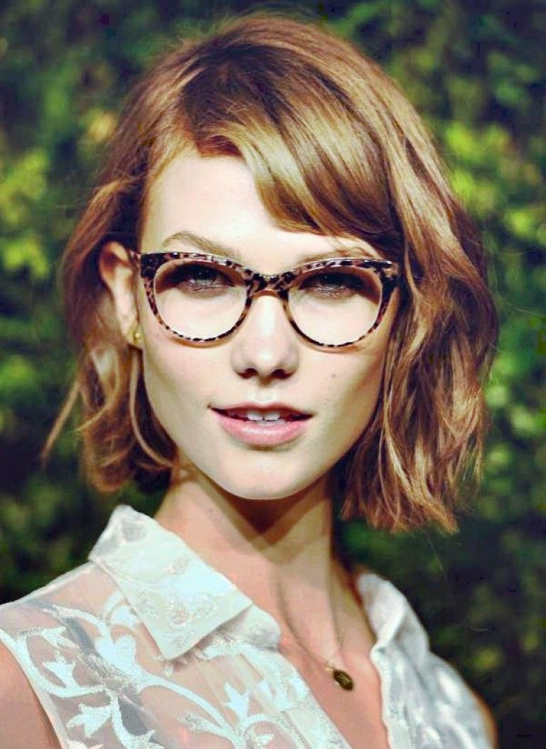 Hairstyles For Glasses Google Search Wavy Bob Haircuts Hairstyles With Glasses Hair Styles