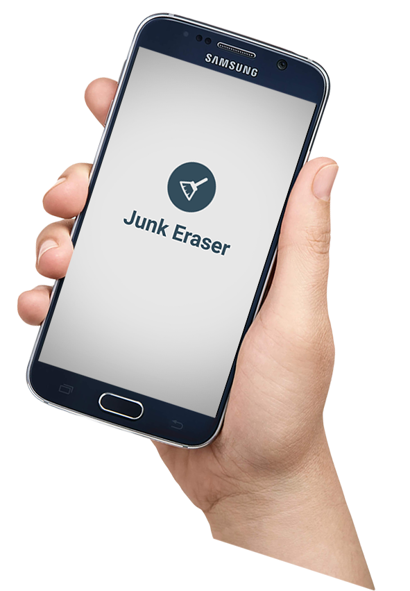 Junk Eraser is the best app that helps to clean junk files easily
