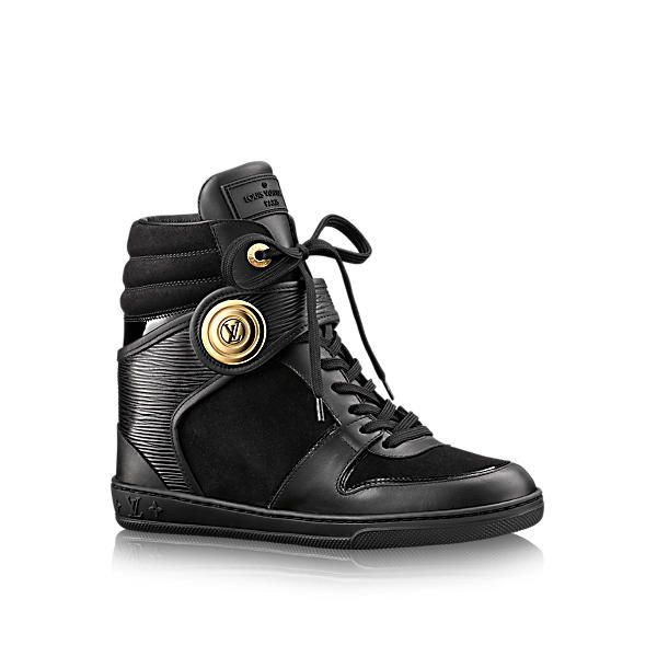 LOUIS VUITTON Postmark Sneaker Boot. #louisvuitton #shoes #