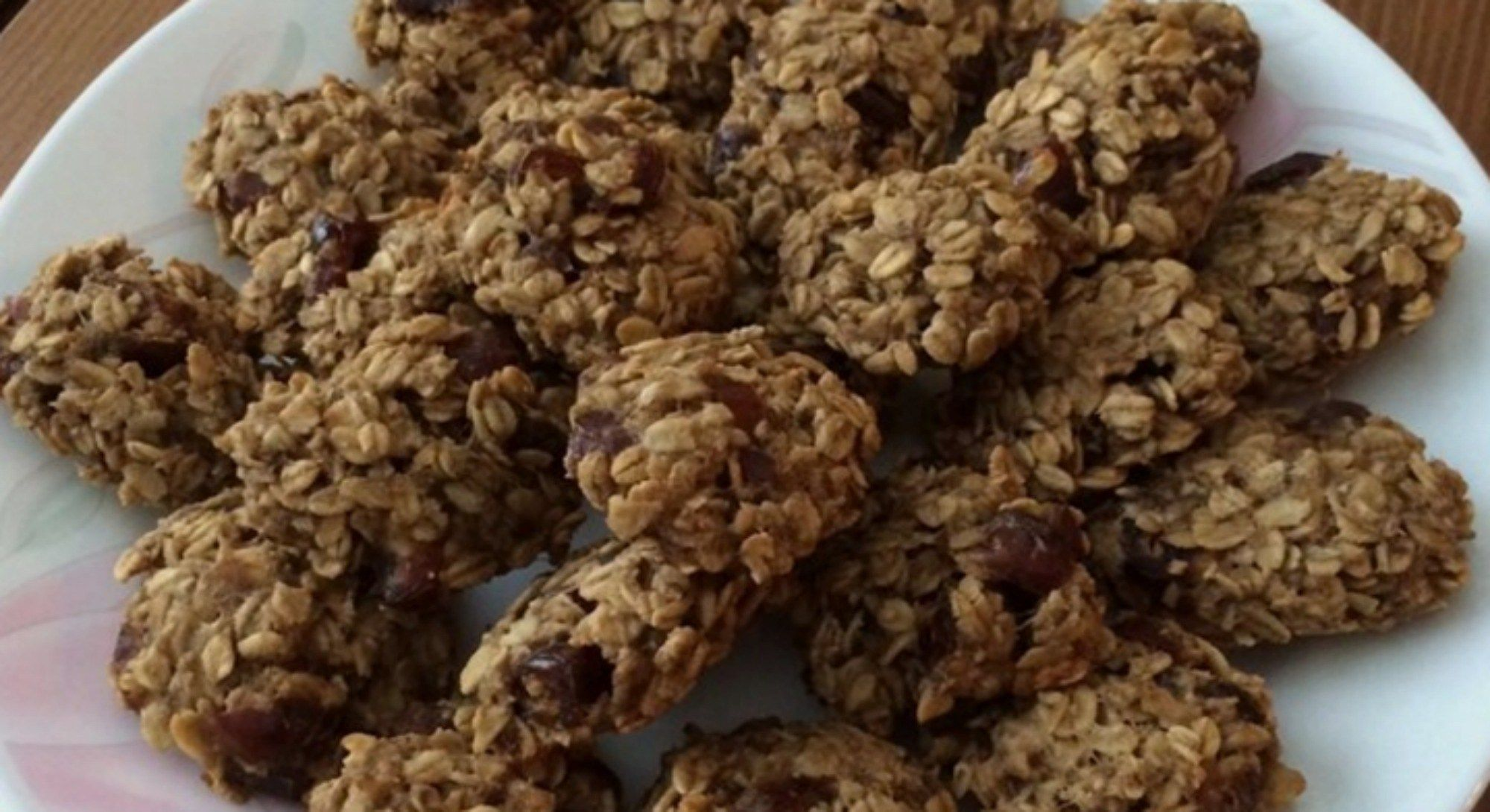 Healthy And Easy To Make Banana Cookies – Live Fully Everyday