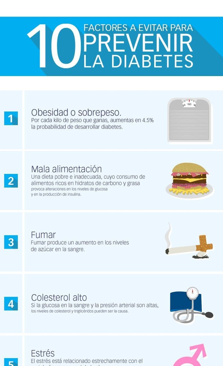 la diabetes está relacionada con el estrés