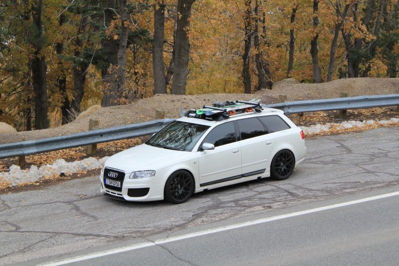 B7 Avant Oettinger Body Kit Audi Wagon Body Kit Audi