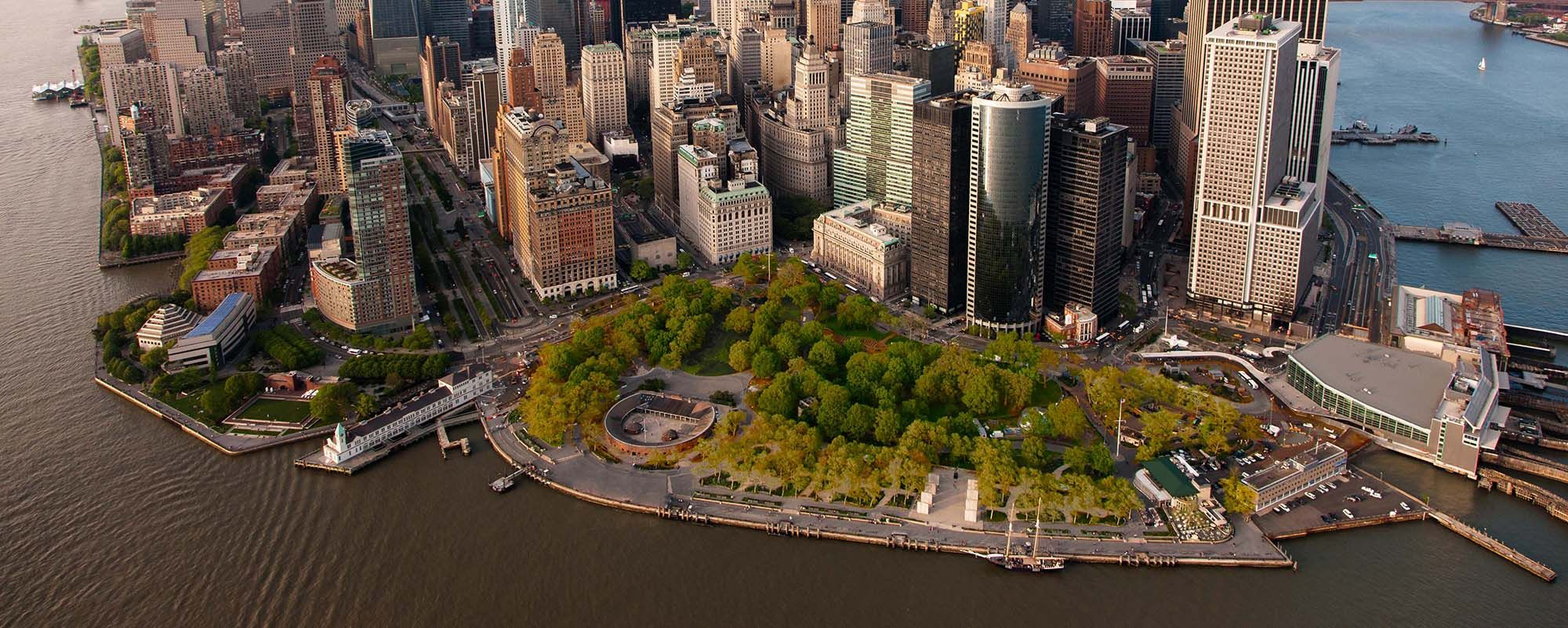 Battery Park in NYC, gardens designed by Piet Oudolf | Plants ...