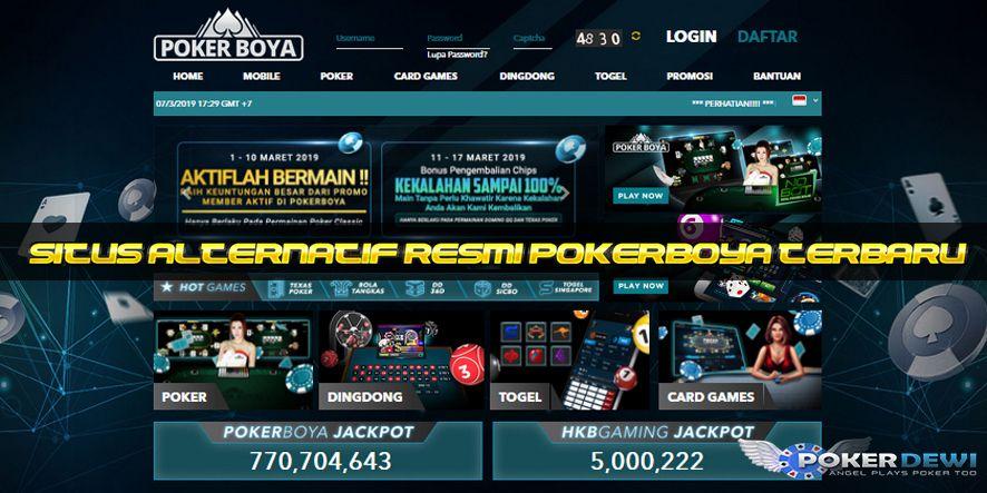 Aplikasi Poker Boya Ilmusosial Id