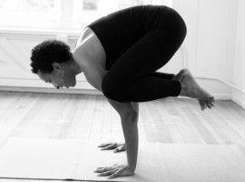 are my arms strong enough for yoga arm balances  yoga