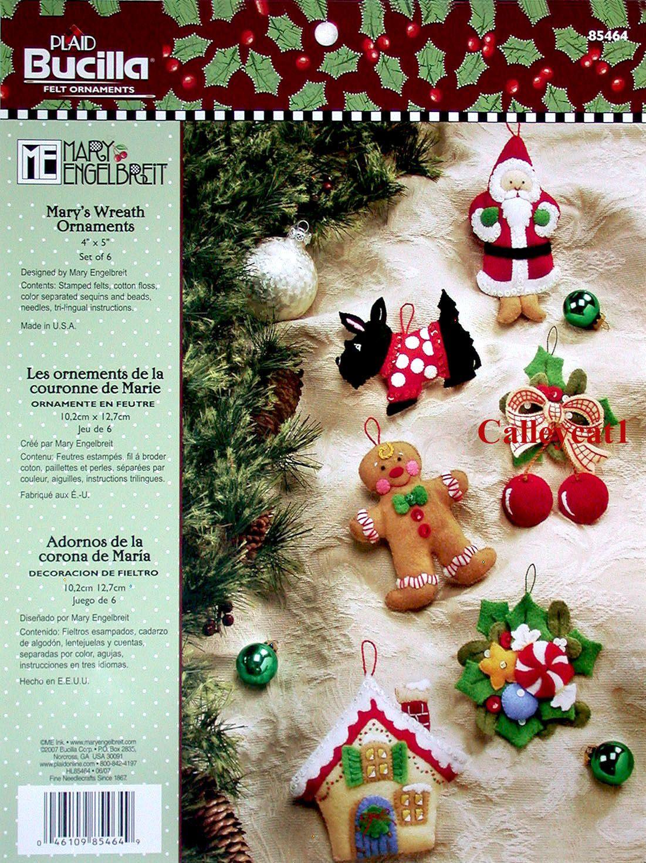international christmas ornaments