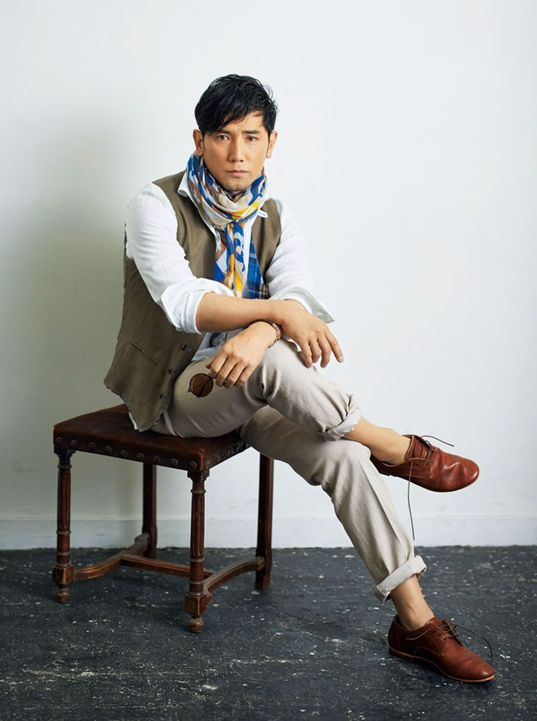 Masahiro Motoki S Style その男の作法 本木雅弘のリズム Pick Up