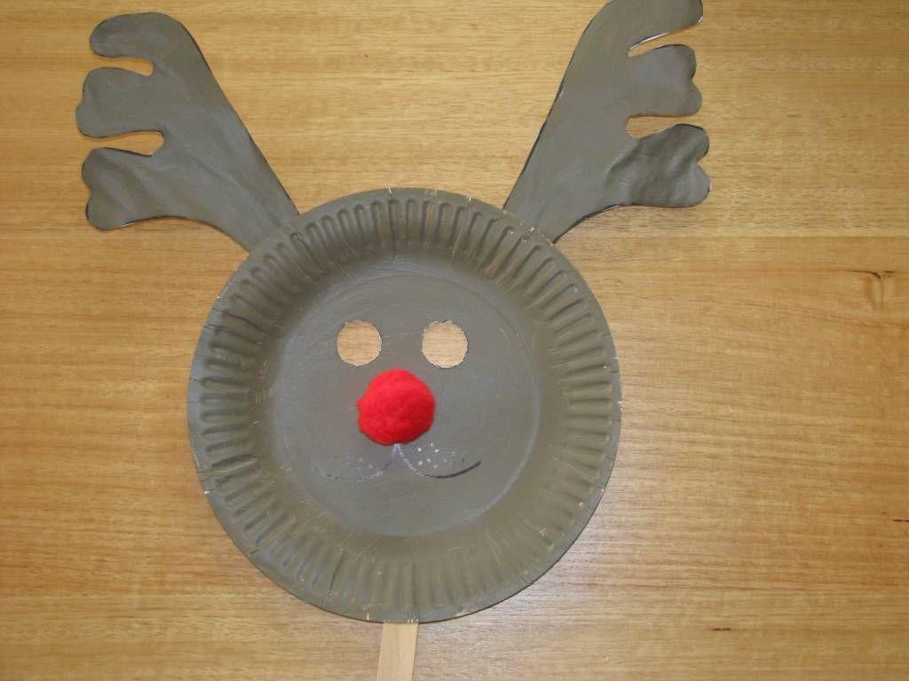 Reindeer Mask 768