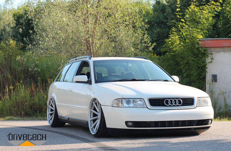 2000 2001 Audi A4 Audi A4 Sports Wagon European Cars