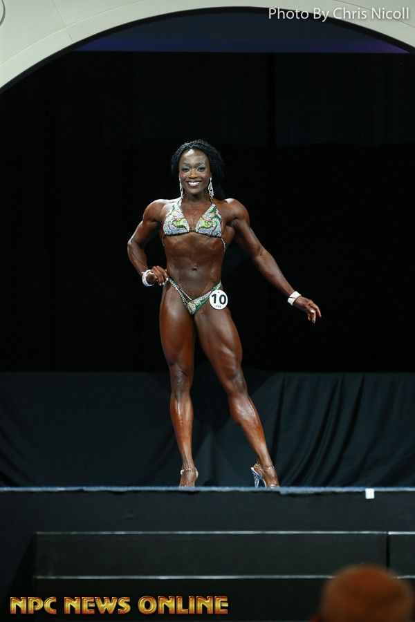 Chika Aluka  – 2016 Arnold Classic South Africa