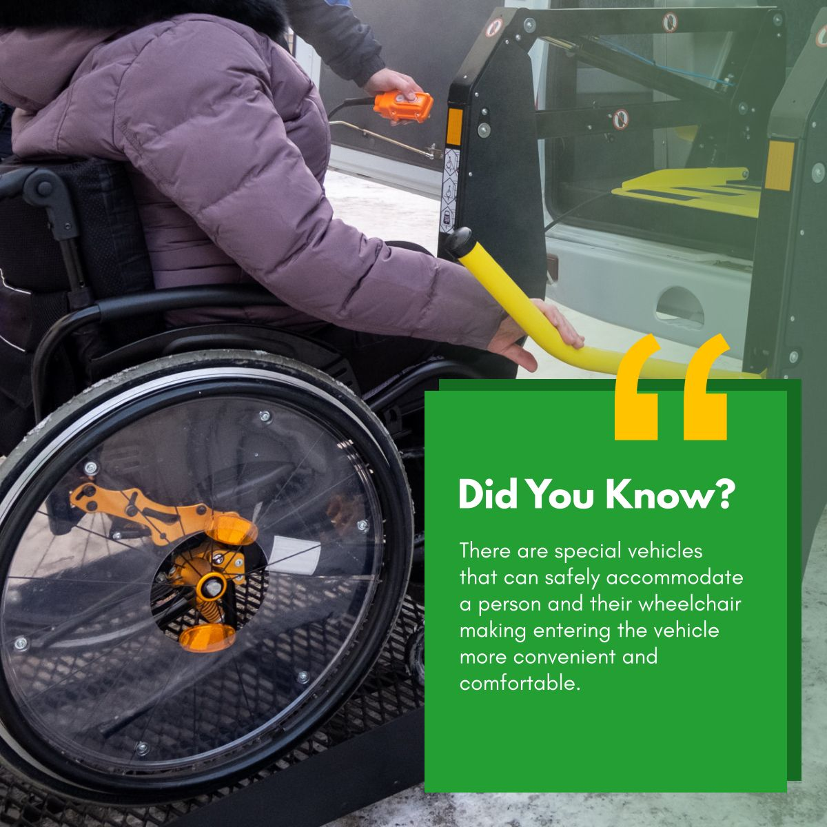 Did you know specialvehicles