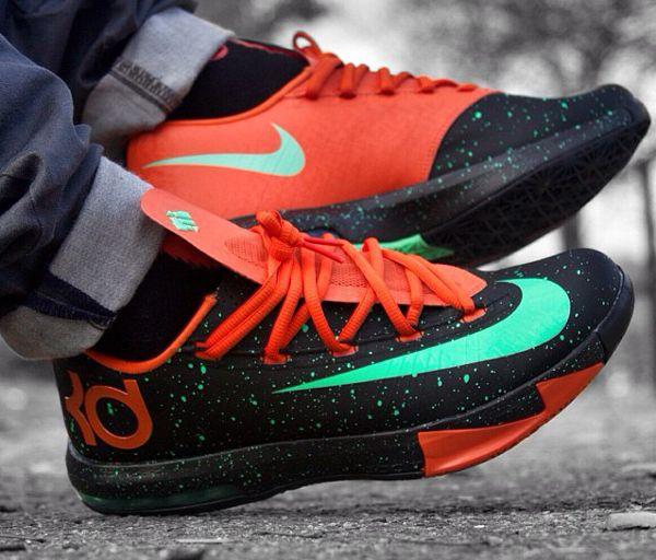 sports shoes 155e2 bc5f4 nike-kd-6-texas-alvin sole 23