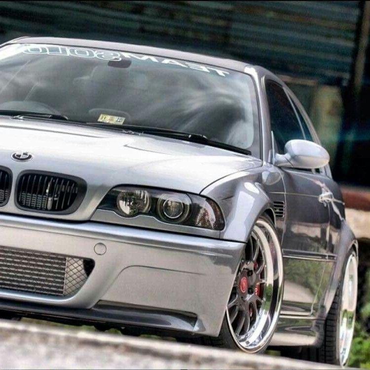 BMW E46 M3 silver Bmw coupe, Bmw e21, Bmw e46