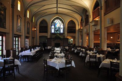Ivy Of Wheaton Main Dining Room With