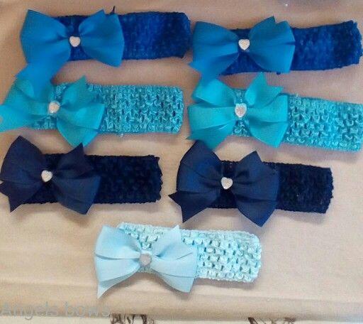 Headbands £1-50 each