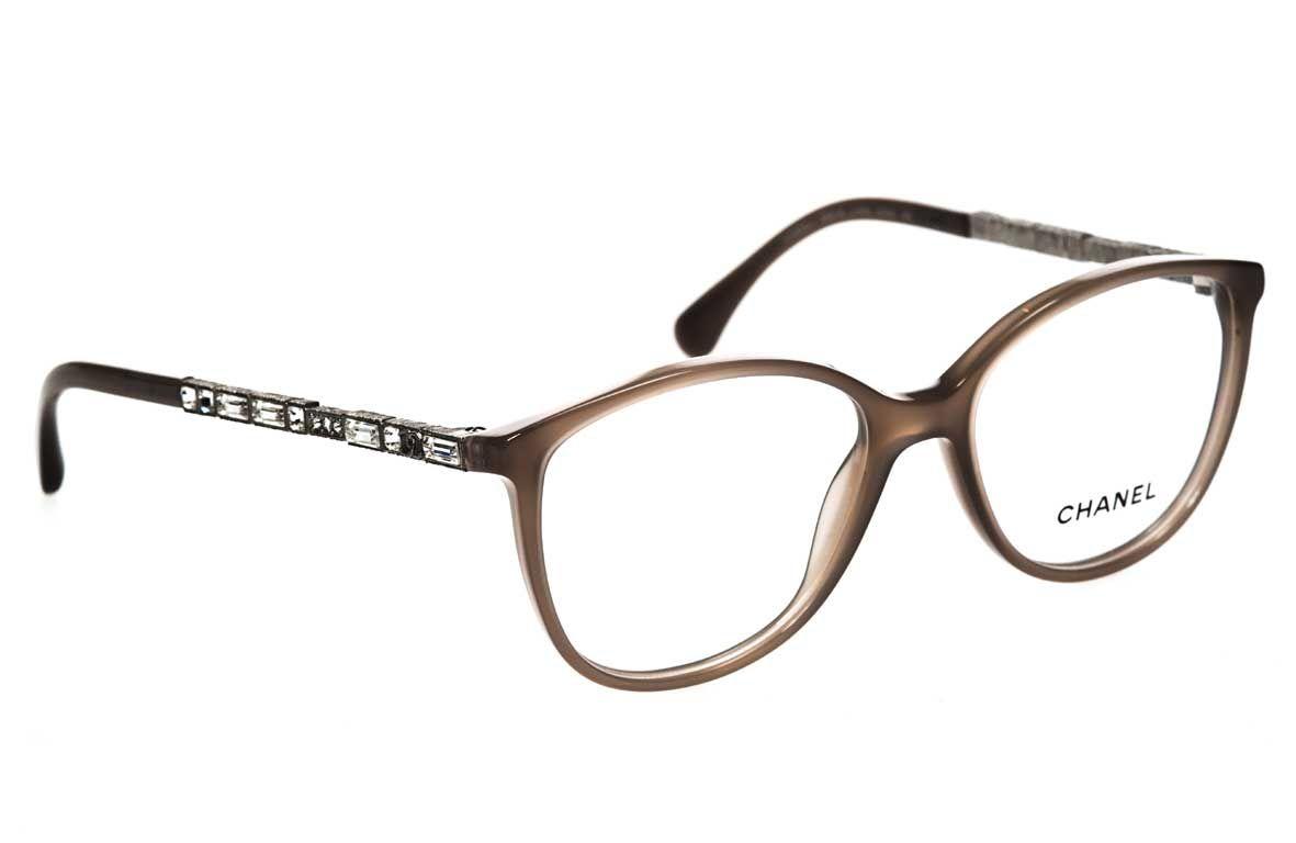 Chanel 3304 1416 Designerbrille - Ein Hauch von Luxus   Eye glasses