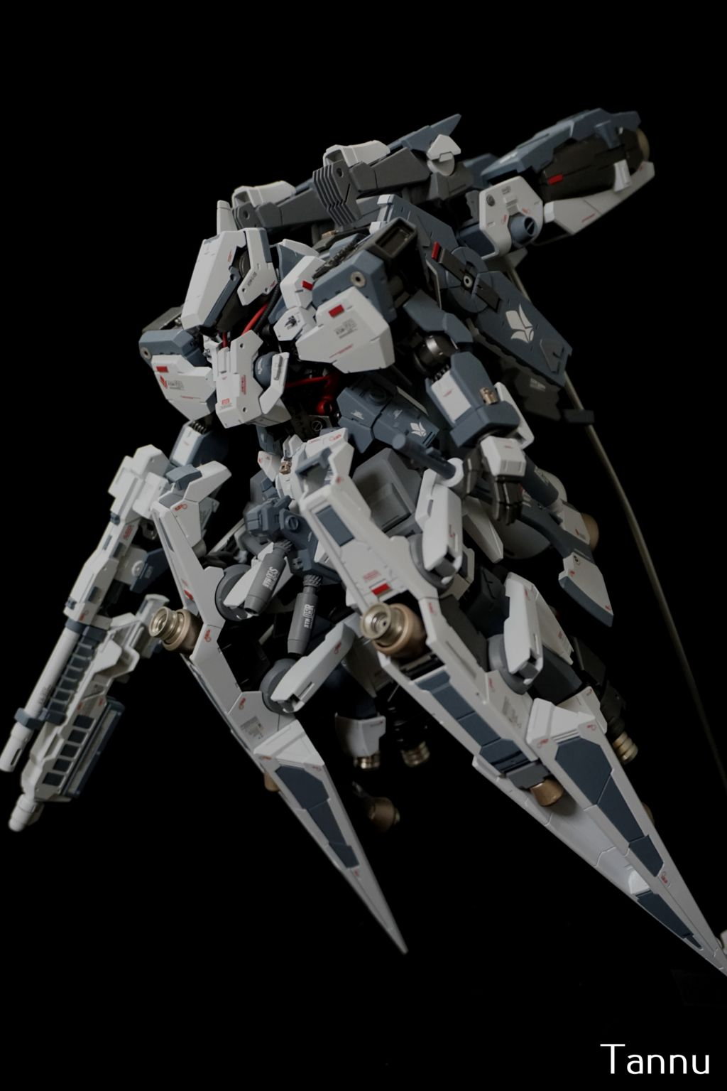Custom Build: 1/100 Graze Aura - Gundam Kits Collection News and ...