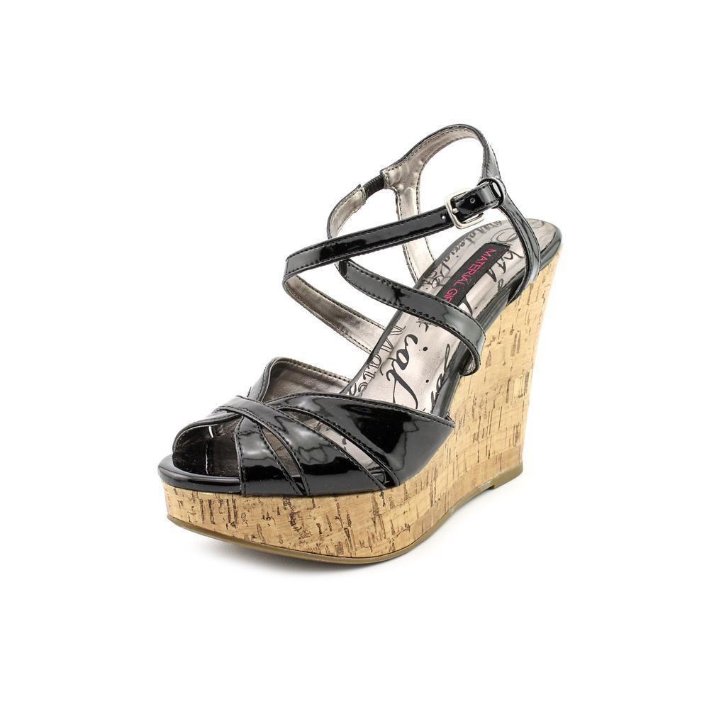 Material Girl Women's 'Renee' Patent Sandals