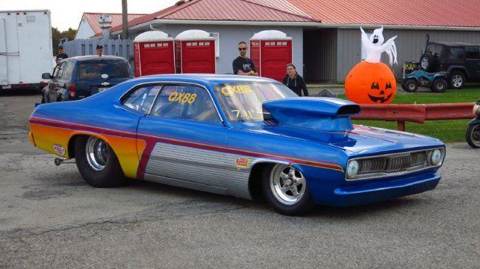Quaker City Drag Strip | Wicked Mopars | Custom muscle cars, Drag