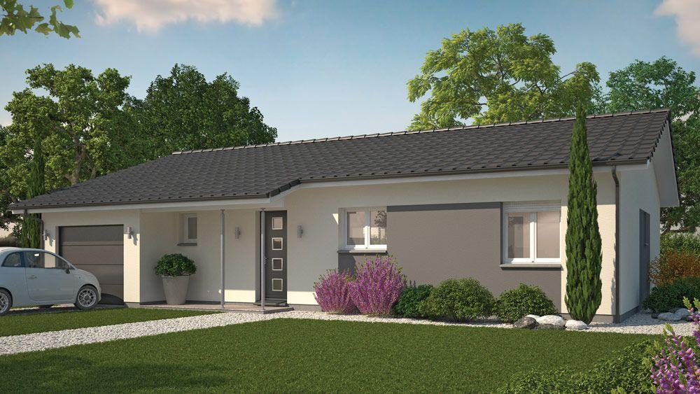 Couleur Villas vous propose des plans de maison moderne et - Photos De Maison Moderne