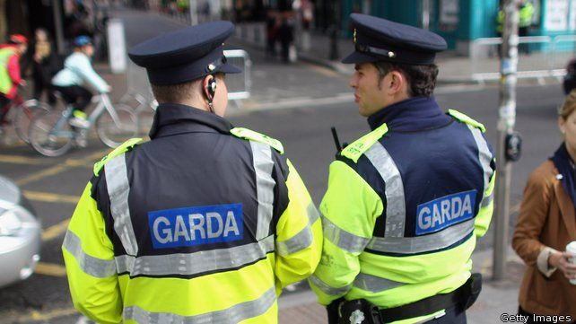 Image result for irish garda