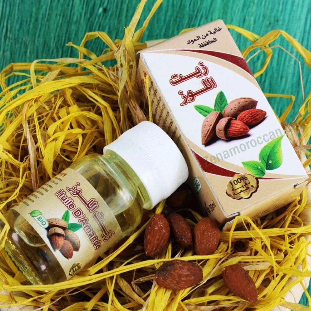 زيت اللوز Wine Bottle Oils Almond